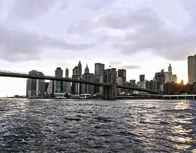 New York - The City that never sleeps