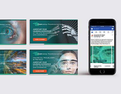 ATD_Digital Advertising and Print Brochures