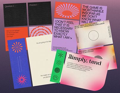 Design for Mental Health 2020—Poster collection vol. 4