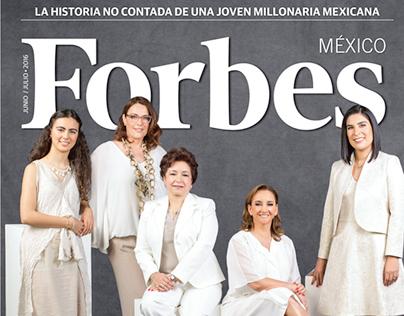 Mujeres Forbes, Las más Poderosas de México 2016