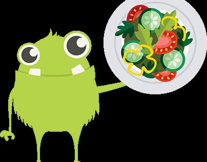 Meal Monster App