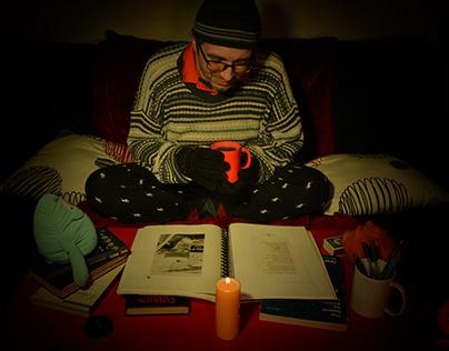 Retratos de cuarentena: Invierno