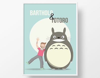 Flat vector illustration - Posters