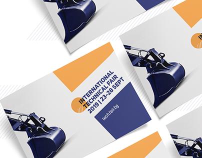 Branding the International Plovdiv Tech Fair 2019