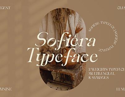 Luxury Serif Typeface