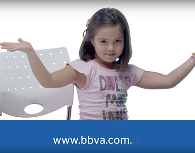 "Campaña Institucional ""Vamos Adelante"" BBVA 2015"