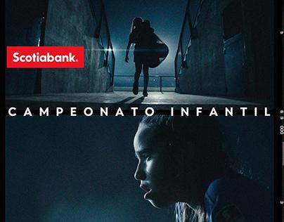 Scotiabank® CAMPEONATO INFANTIL 🏆⚽✨