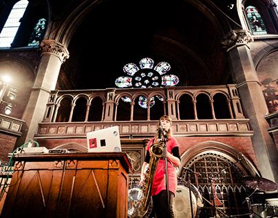 Live music photography - Daylight Music London