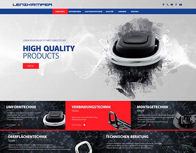 Webdesign Lenzkämper