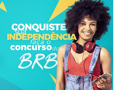 Social Media | Concurso BRB 2019