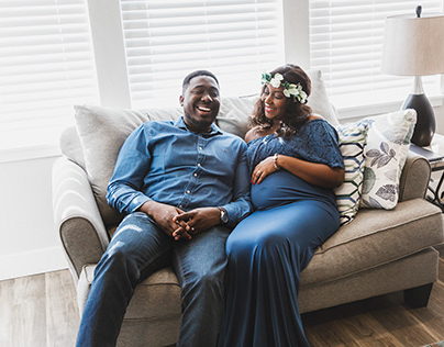 Abi + Akin Maternity