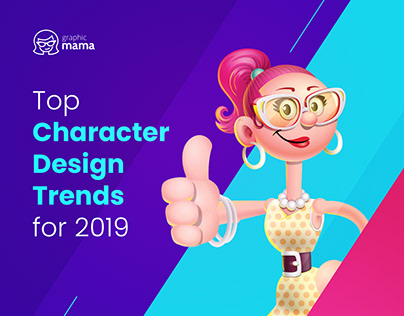 Top Character Design Trends for 2019