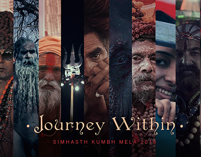 "Journey within ""Simhasth Kumbh Mela 2016"""