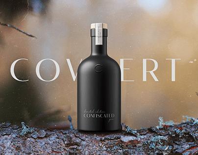 Covert Distilling | Packaging & Branding