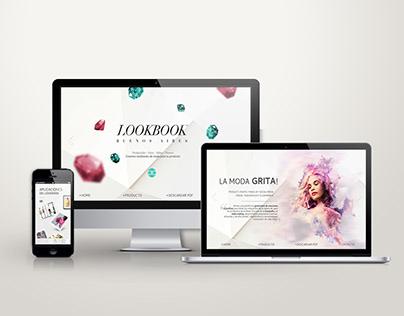 Lookbook ―Website