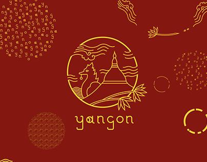 City of Yangon Branding