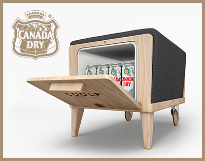 Canada Dry / Coolf / Design / Digital
