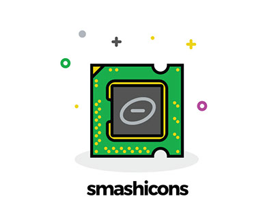 Retro Icons from www.smashicons.com