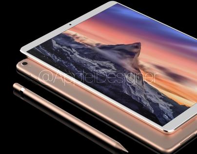 iPad Pro 2 and Apple Pencil 2 concept