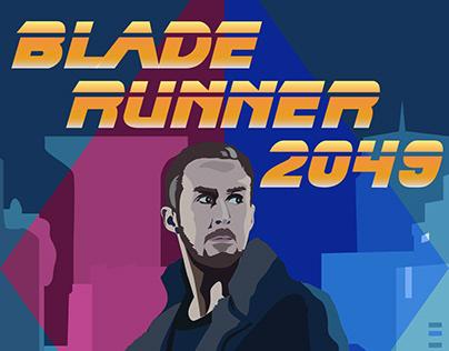 Vector Art - Blade Runner 2049