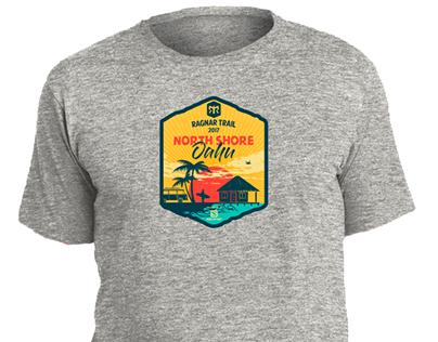 2017 Ragnar Trail Participant Shirts