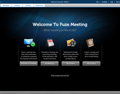 2009 - FUZE Meeting