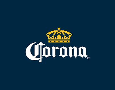 Cerveza Corona Colombia - Propuesta de Landing Page.