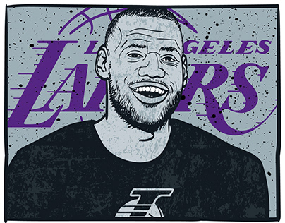 NBA Quick Sketch Portraits