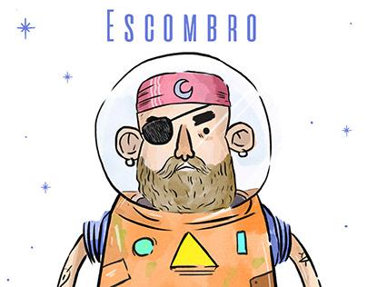 Escombro - character design