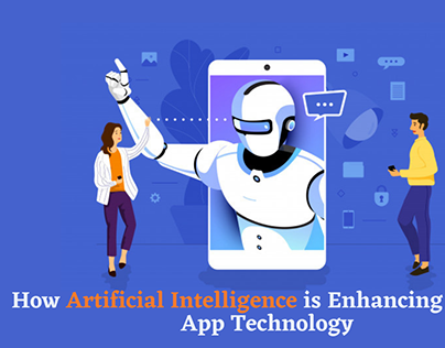 HOW AI IS ENHANCING MOBILE APP TECHNOLOGY