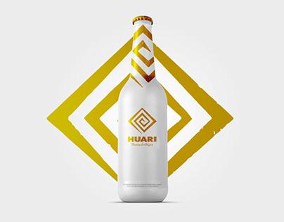Huari Beer - Visual Identity