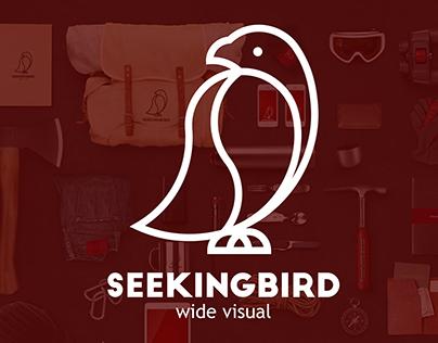 Seeking Bird - Adventure Branding