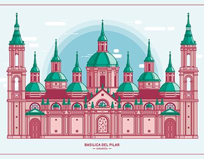 Basílica del Pilar - Zaragoza