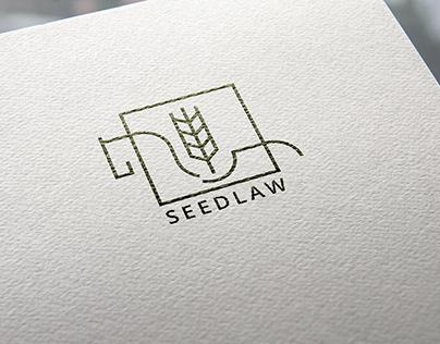 SEEDLAW Logotype [2018]