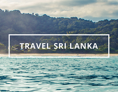 Travel Sri Lanka | Responsive Website