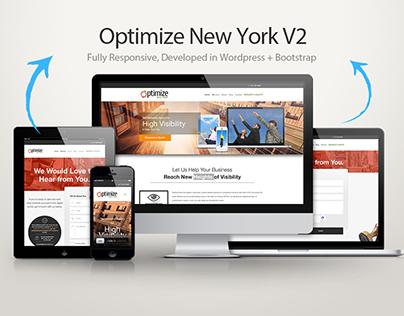 ONY V2 | Wordpress | Bootstrap