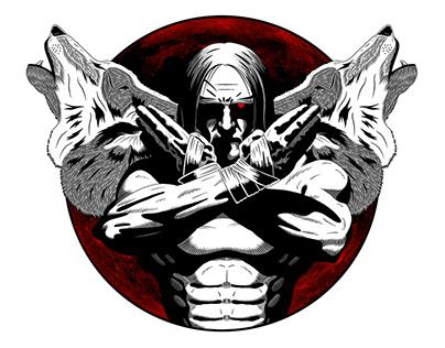 Killer Wolf Len