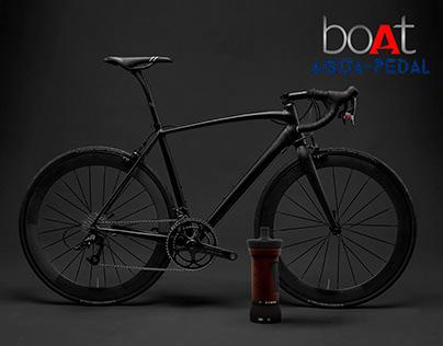 BoAt,Lifestyle Aqua-pedal. Sing & Drink when u Pedal.