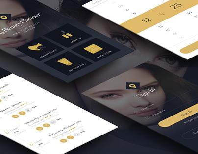 MyBeautyPlanner - iOS8