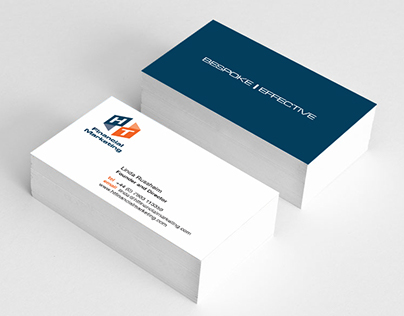 HT Financial Marketing - BRAND IDENTITY