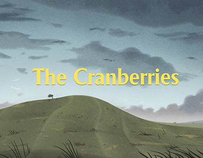 Backgrounds for The Cranberries