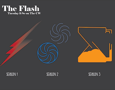 Flash TV Show poster