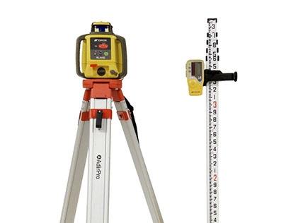 How To Use Laser Level With A Detector?