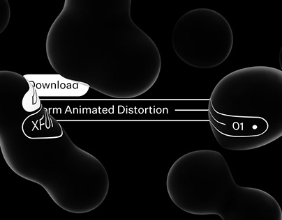 XForm Animated Distortion 01