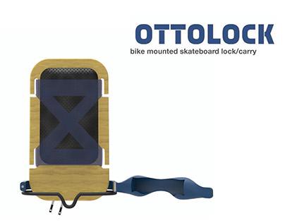 ottolock skateboard carrier