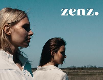 Zenz Organic – Brand Identity