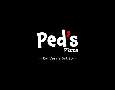 Ped´s Pizza - Identidade Visual