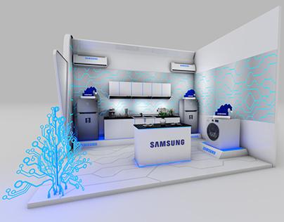 SAMSUNG/Exhibition Display