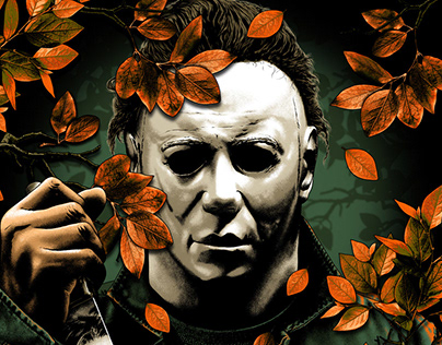 Halloween Officially Licensed Movie Poster