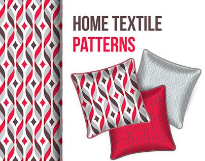 HOME TEXTILE patterns, part 1